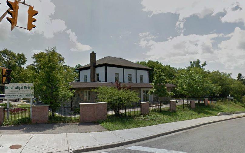 Bait-ul-Afiyat Mosque, Scarborough, Ontario, Canada.jpg