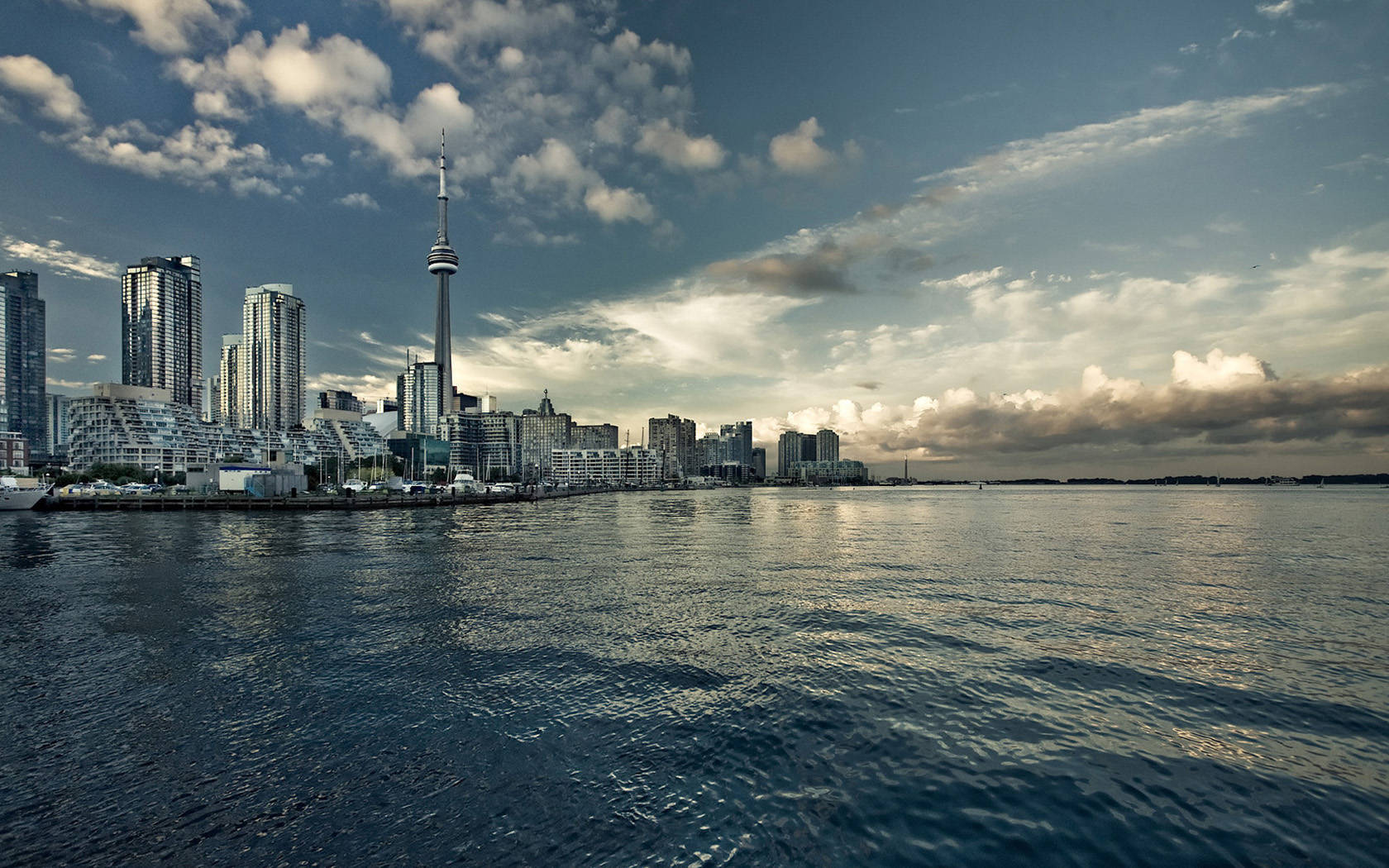Toronto city wallpaper Canada cityscape.jpg